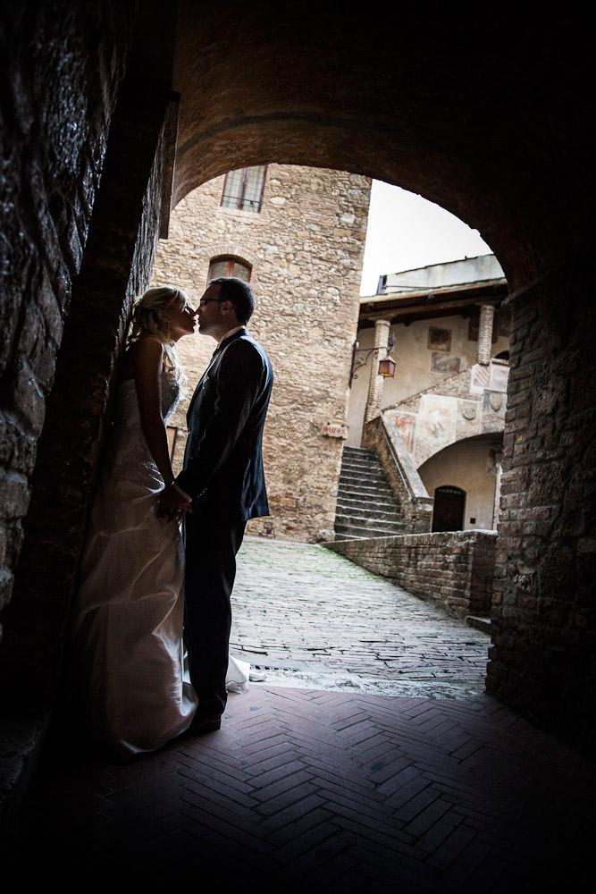Matrimonio Nella Toscana : Foto matrimonio in toscana san gimignano con giacomo e irene